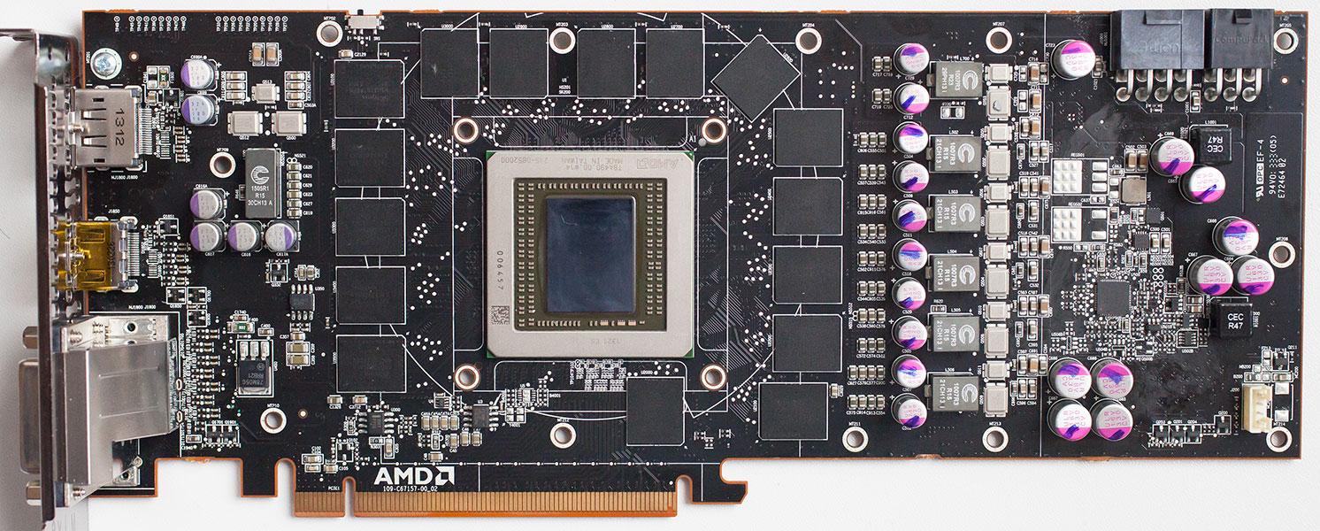 R9 290X PCB