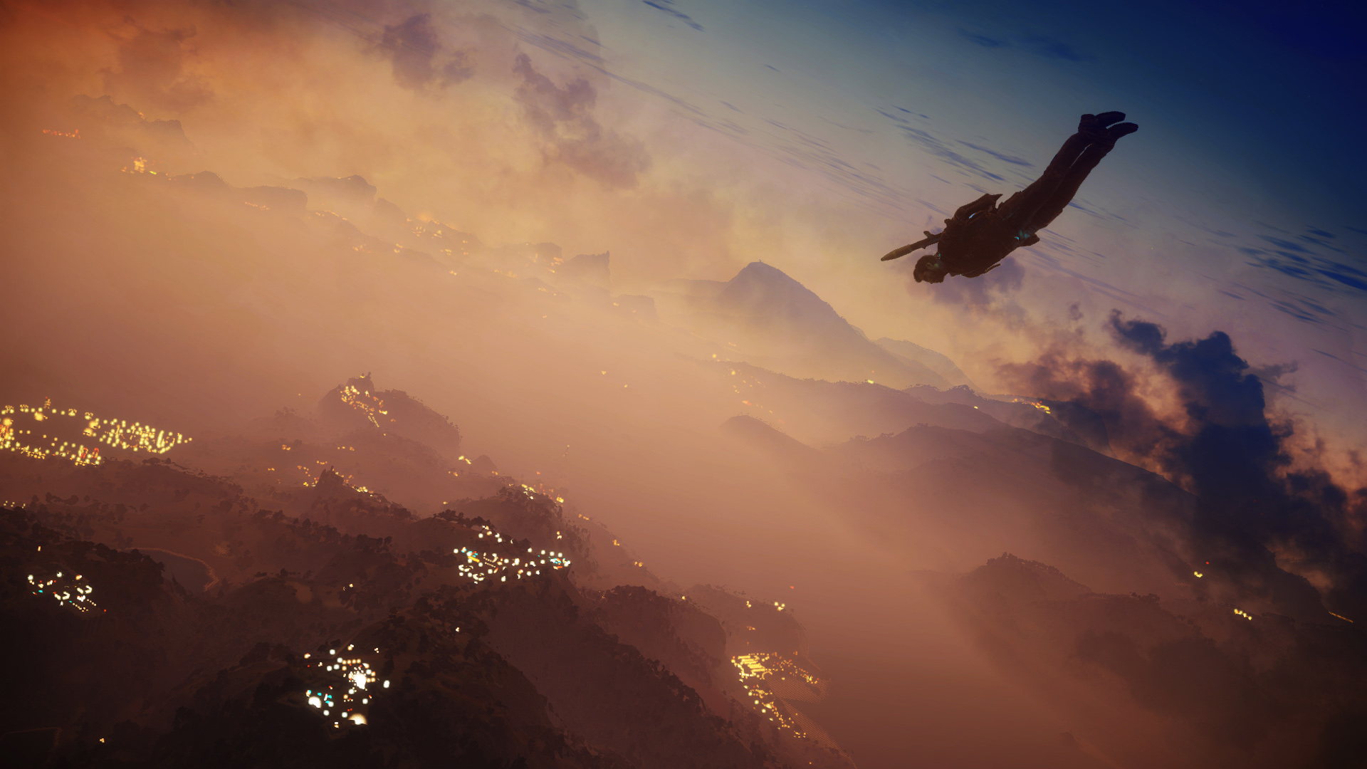 "Just Cause 4 Wallpaper: Just Cause 3' Director Calls It ""Lighthearted, Campy And"