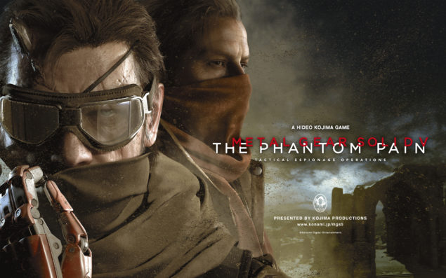 Metal Gear Solid V The Phantom Pain (1)