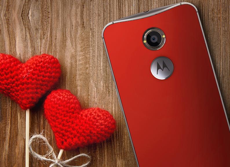 Motorola cheif anticipation