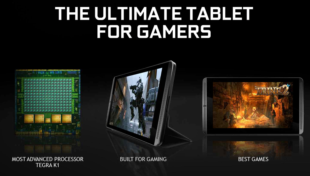 NVIDIA Might Be Working On Tegra X1 Powered Shield Tablet