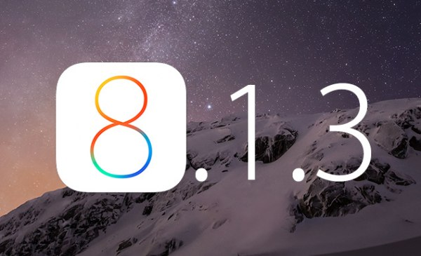 downgrade iOS 8.2 to iOS 8.1.3