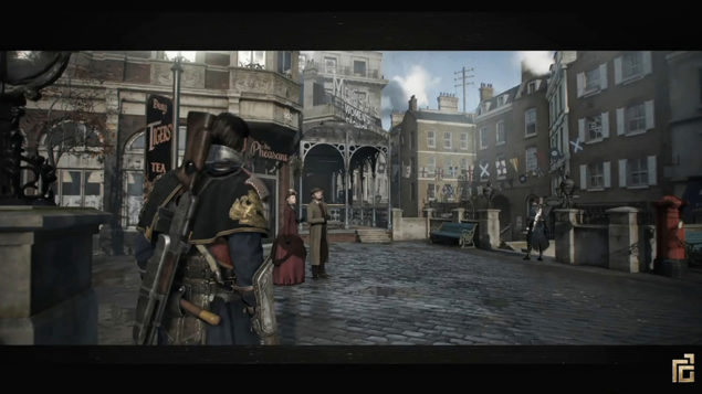The Order 1886 -Taipei Game Show Screenshot (1)
