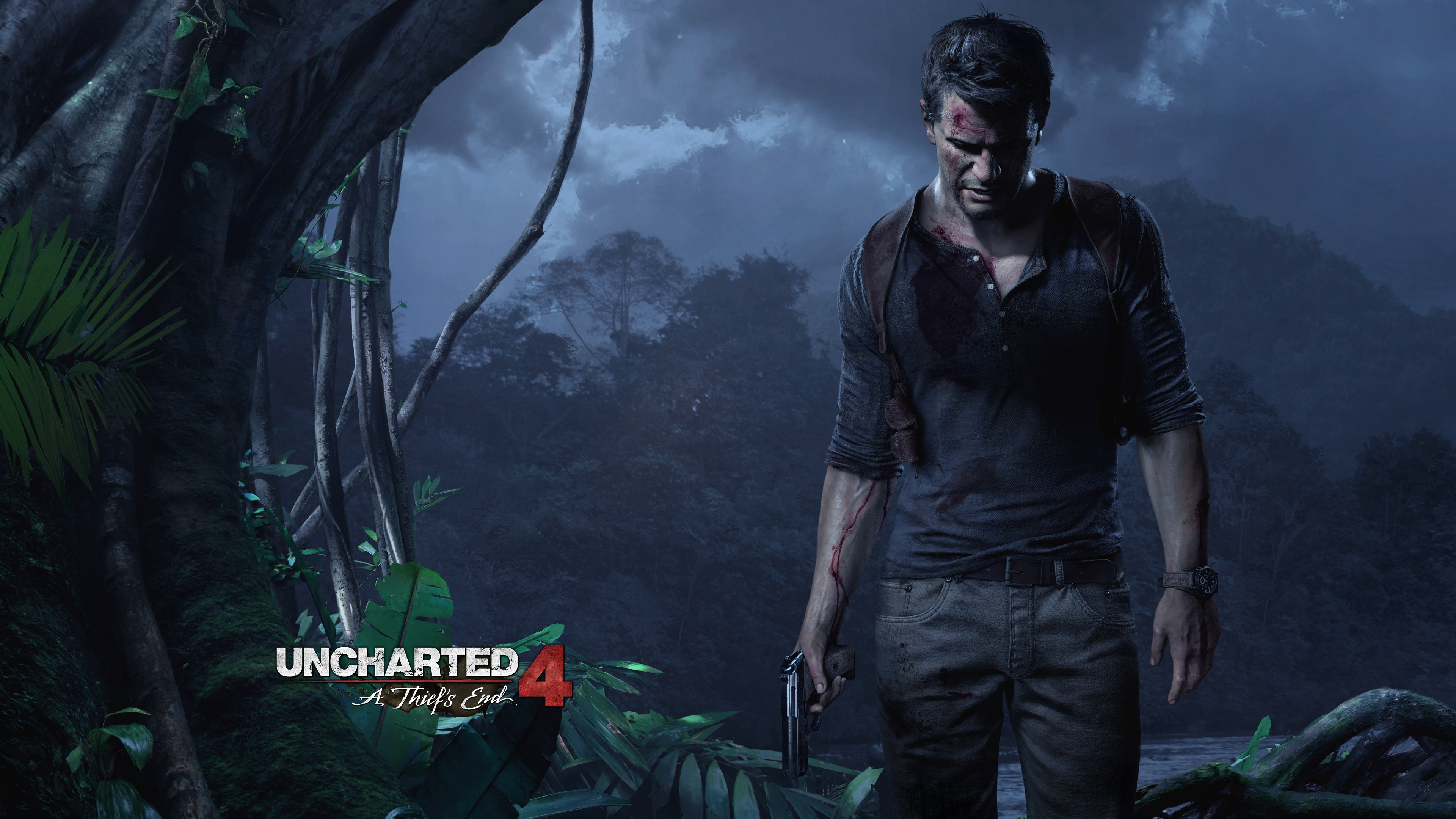 Uncharted 4 Lots Of Info On Gameplay Frame Rate And More