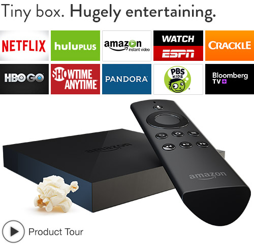 Amazon Fire TV Review: The Gift That Keeps On Giving