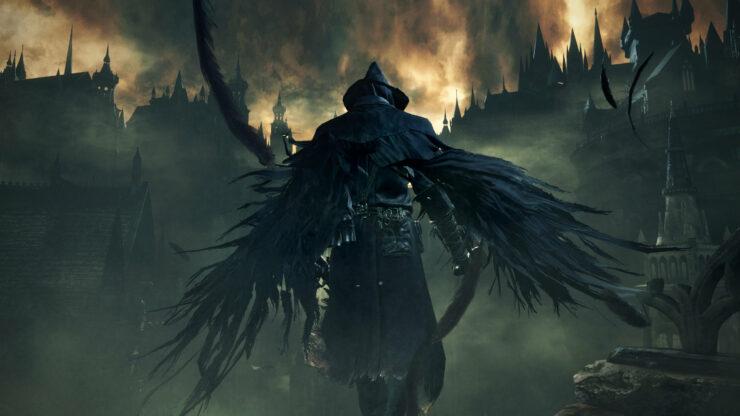 Bloodborne PS5 remaster