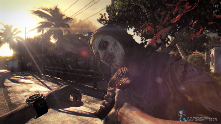 Dying Light Patch ps4 xbox one pc 1.21 1.23