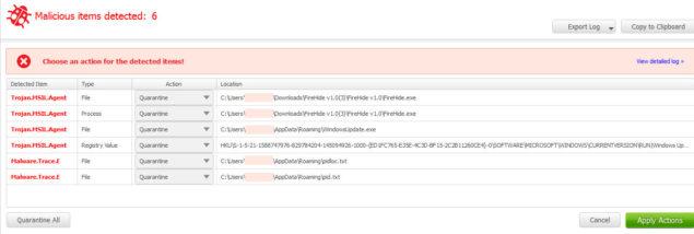 Evolve Malware