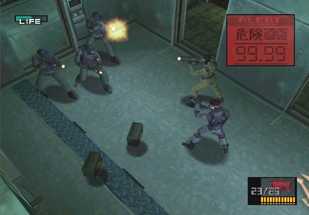 Metal Gear Solid 1 Remake Possible Campaign Hits Kickstarter