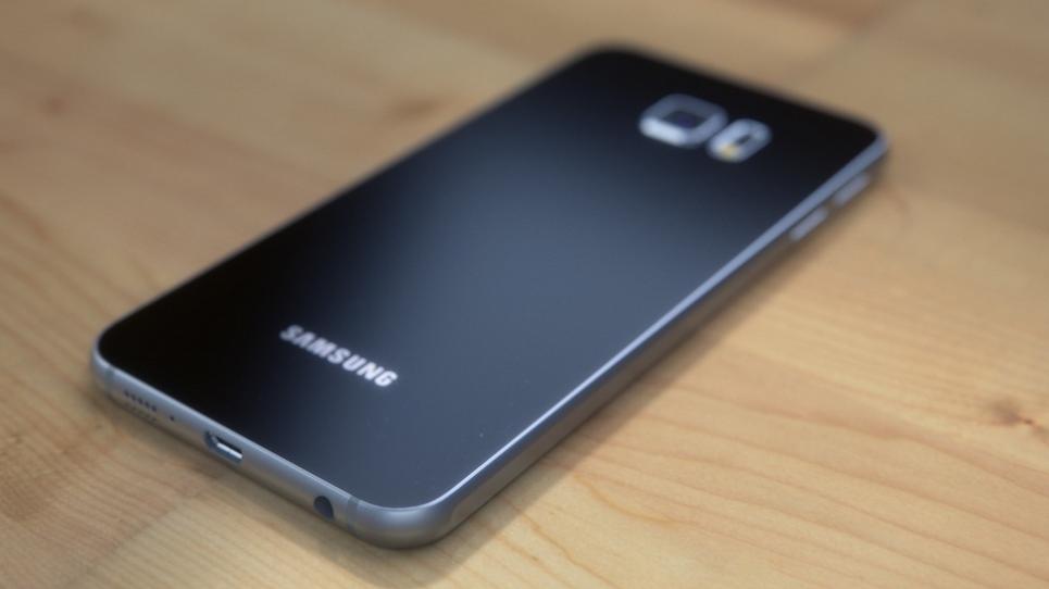 Galaxy S6 back