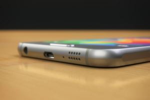Galaxy S6 sides