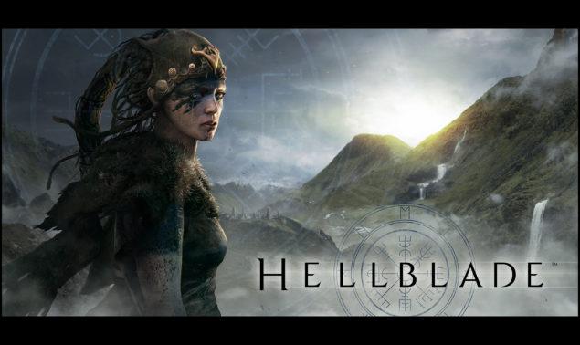 Hellblade Art