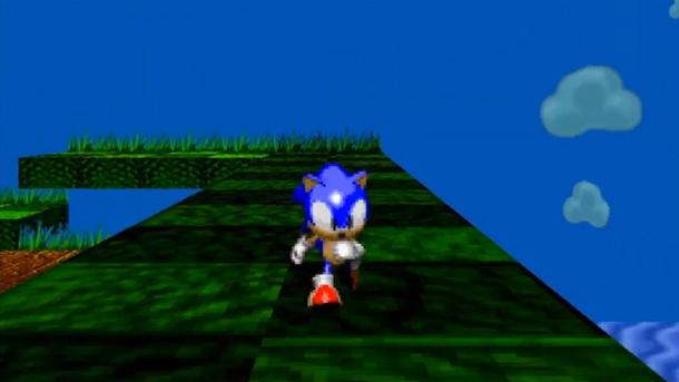 Sonic X-Treme!!!!