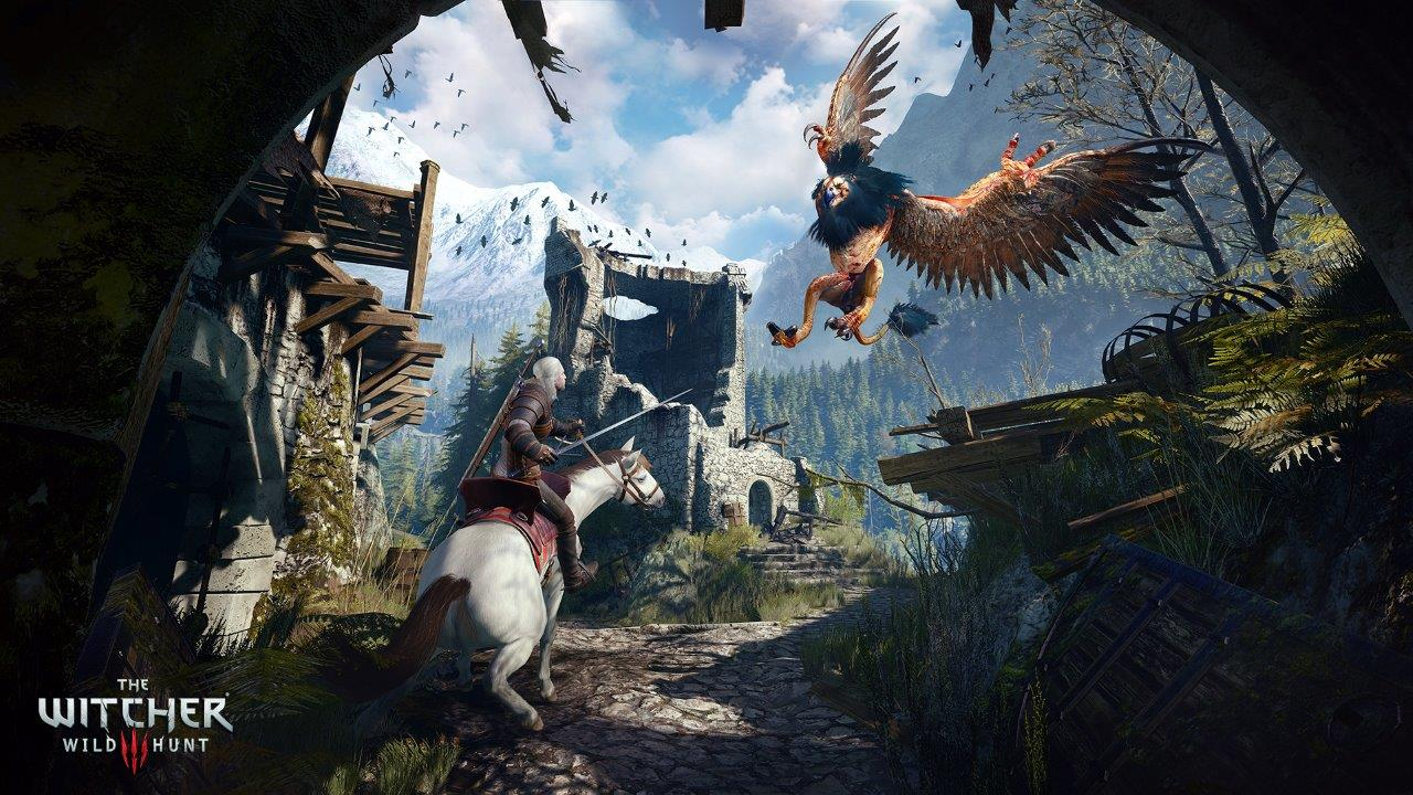 The Witcher 3 Wild Hunt Prepare For Impact