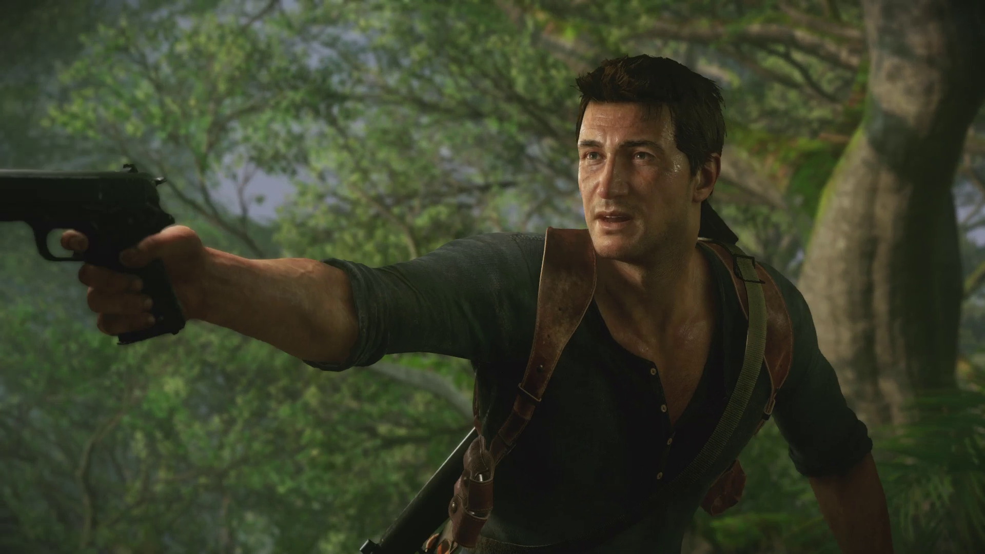 Gorgeous Looking Uncharted 4 A Thiefs End Concept Art Surfaces