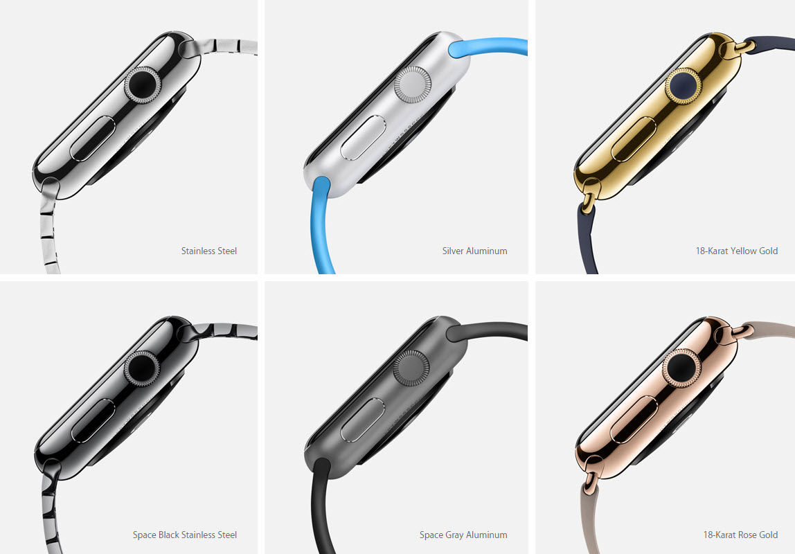 Apple Watch: The wearable for all price classes