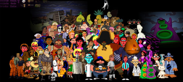 LucasArts Characters
