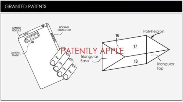 Apple's patent will allow for camera zoom function and a better OIS chip