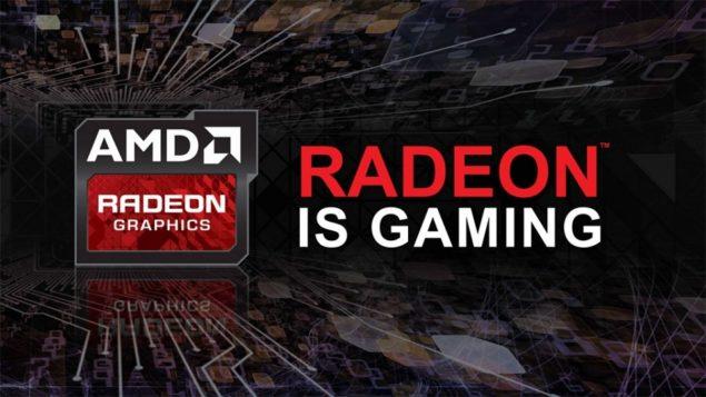 AMD Radeon Greenland GPU R400 Series