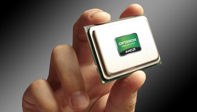 AMD x86 Zen Server