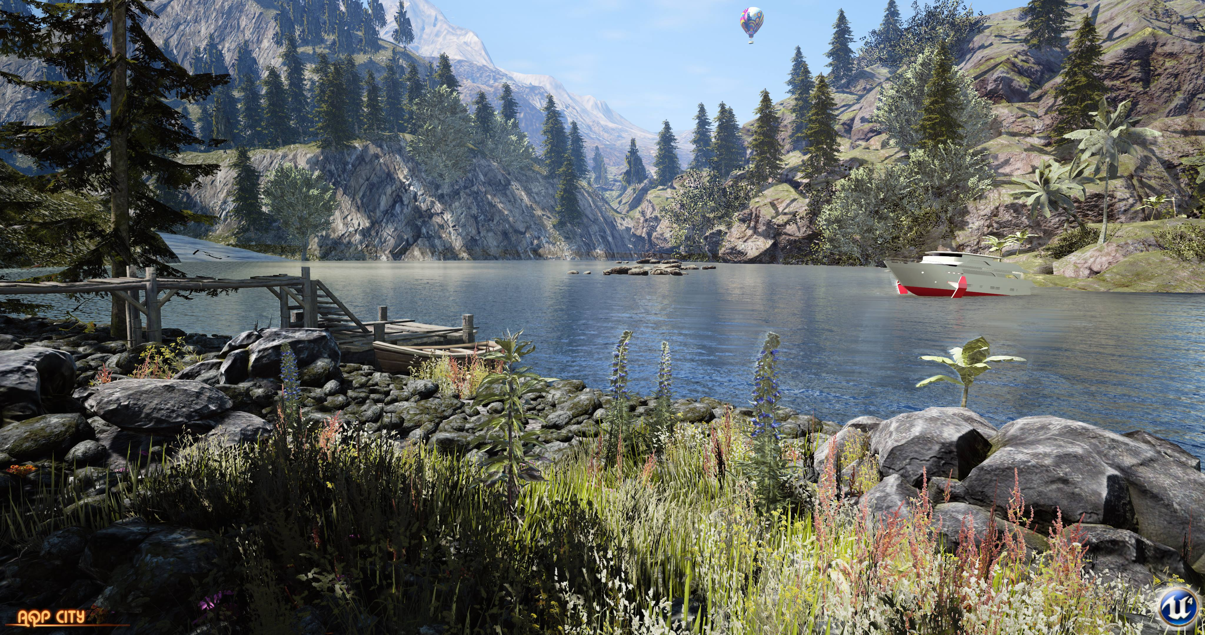 Check Out What GTA V Could Look Like in Unreal Engine 4