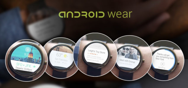Android Wear iOS support