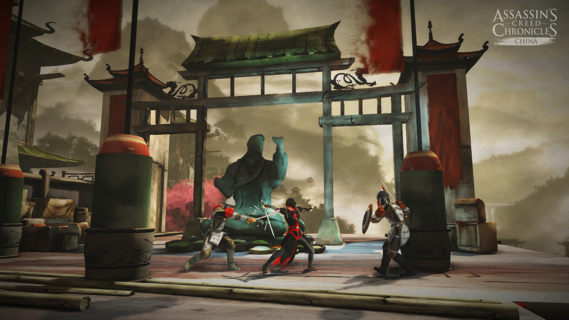 Assassin S Creed Chronicles First Part Of The Trilogy Out April 22nd