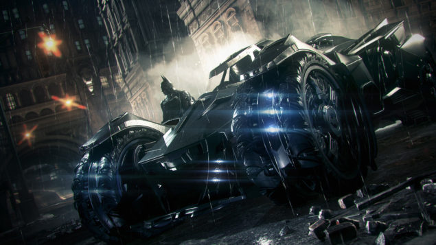 Batman Arkham Knight (1)