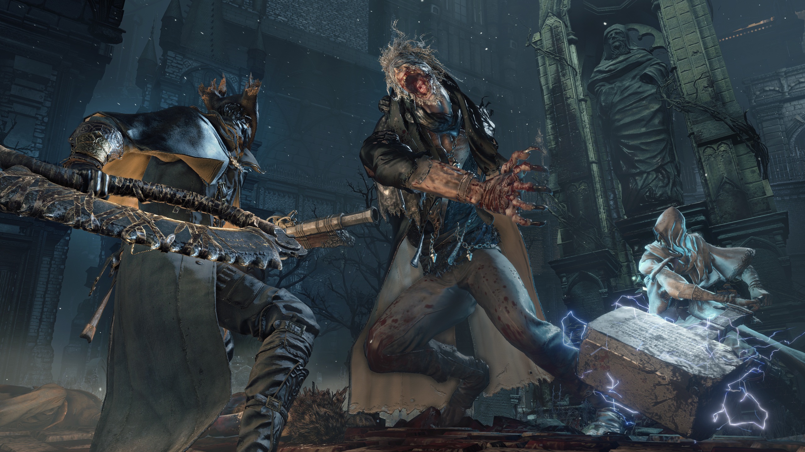 bloodborne patch notes
