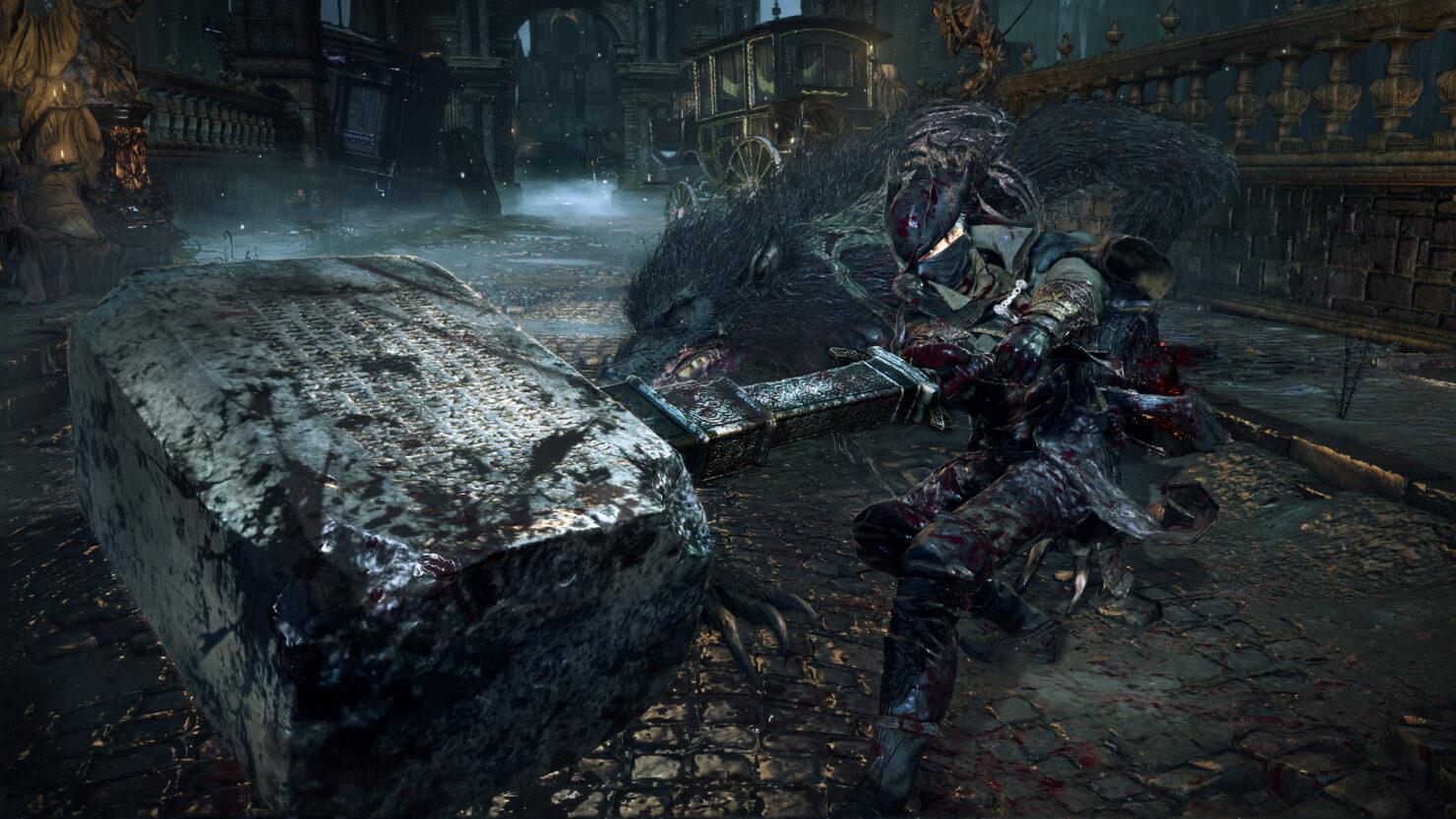Fromsoftware battle royale dark souls bloodborne
