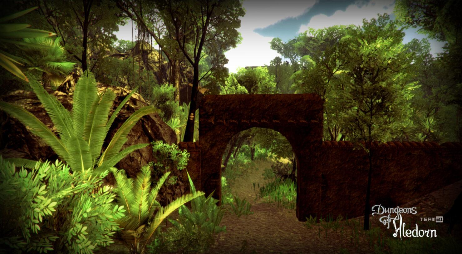 Dungeons of Aledorn