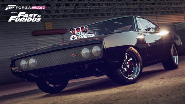 Fast and Furious Forza Horizon 2