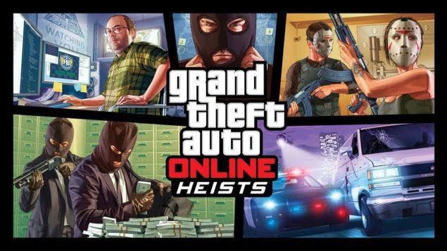 GTA Online Heists (1)