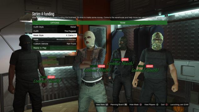 GTA Online Heists (2)