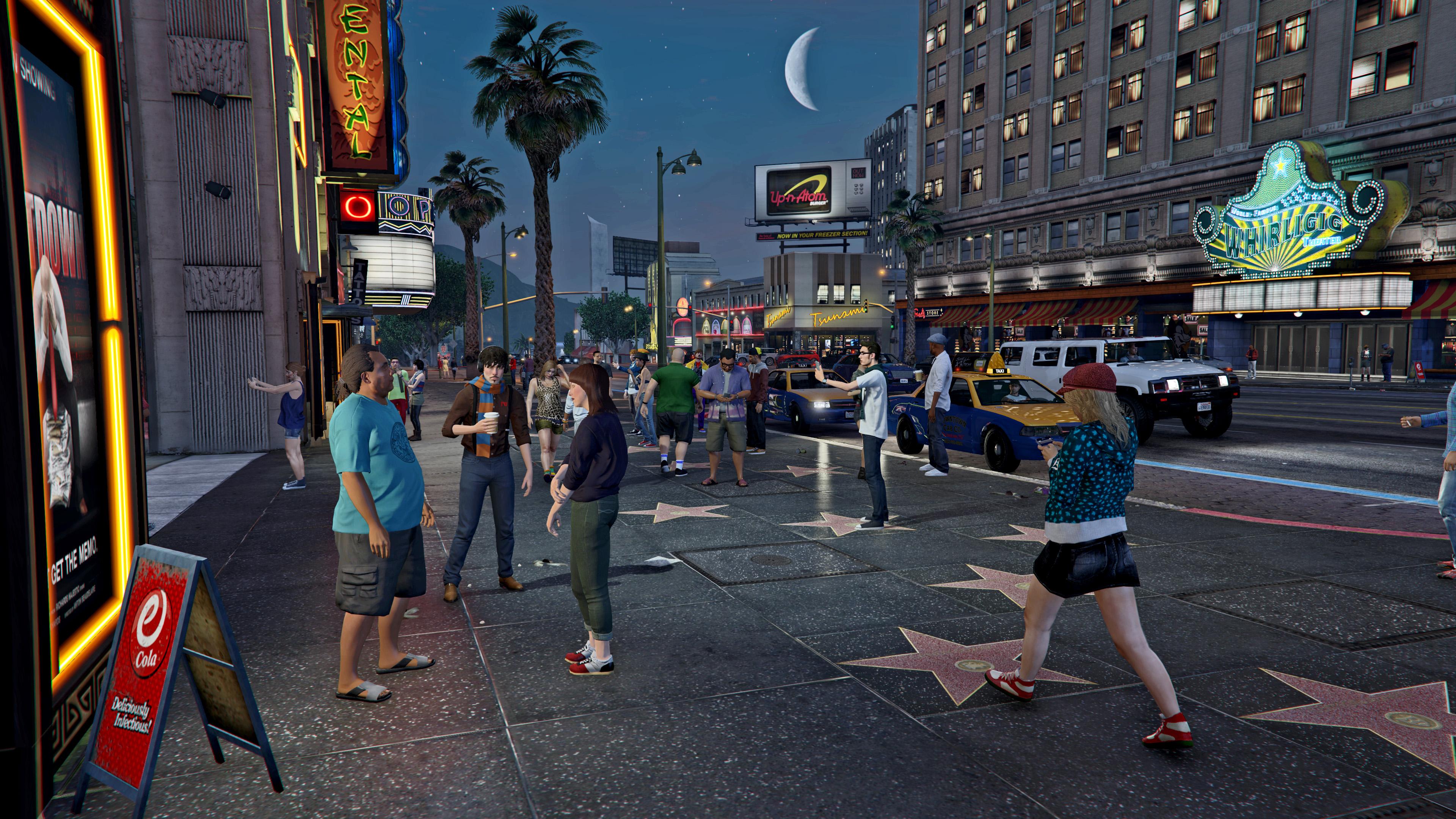 GTA V PC Pre-loads will be Available via Rockstar Warehouse