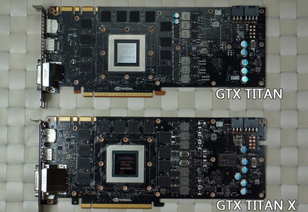 GTX Titan X vs GTX 780 Ti