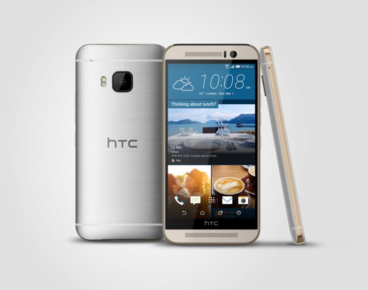 update HTC One M9 to Android 7