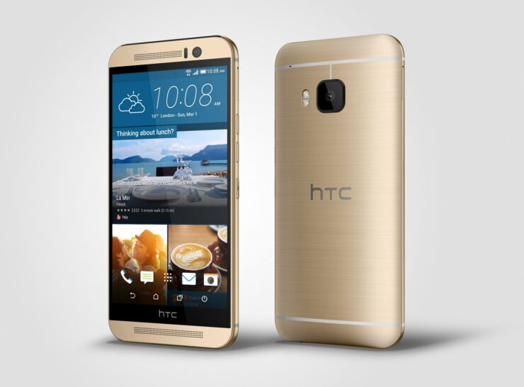 snapdragon 810 htc one m9