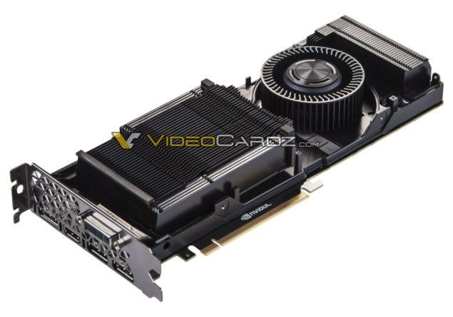 NVIDIA GeForce GTX Titan X_Cooler Heatsink
