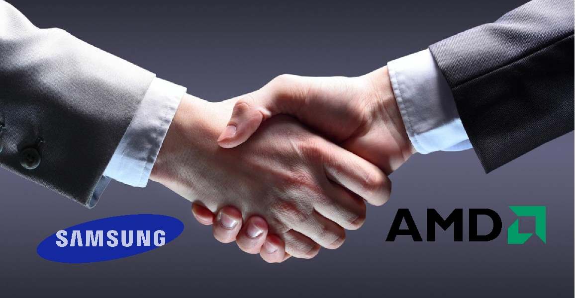 Samsung AMD merger