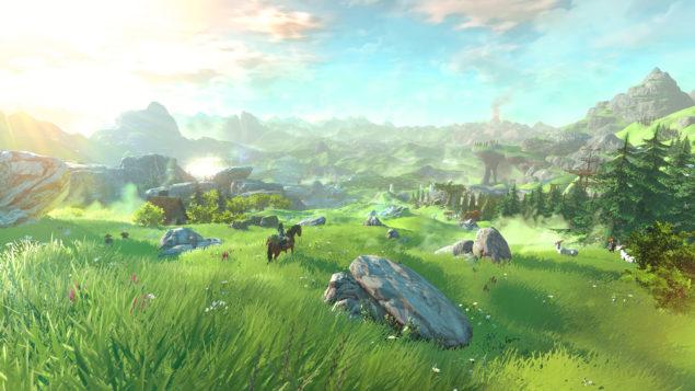 The Legend of Zelda Wii U (1)