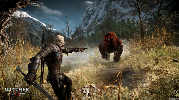 The Witcher 3: Wild Hunt Huge Full World Map Revealed