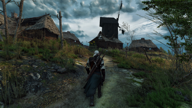 The Witcher 3: Wild Hunt at 4K