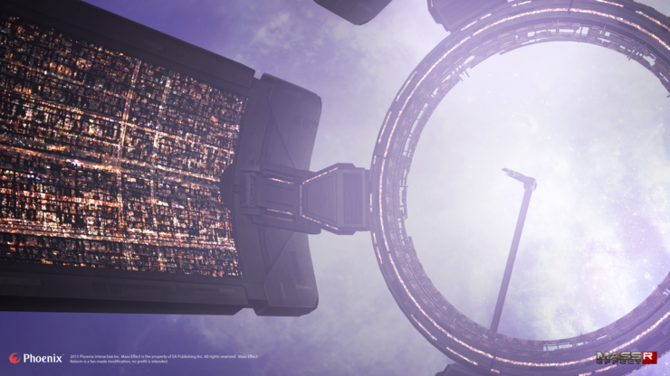 Mass Effect Remastered