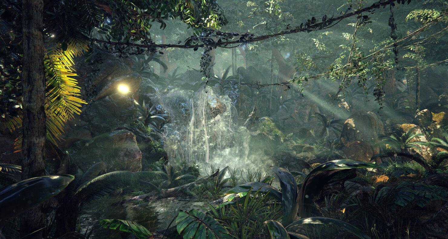 unreal-engine-4-quixels-jungle-environment-3