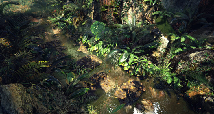 unreal-engine-4-quixels-jungle-environment-4