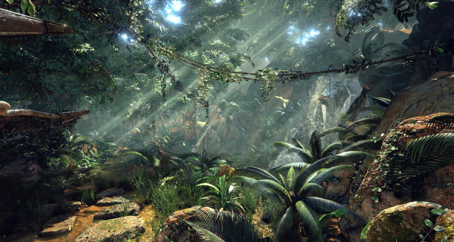 unreal-engine-4-quixels-jungle-environment-6