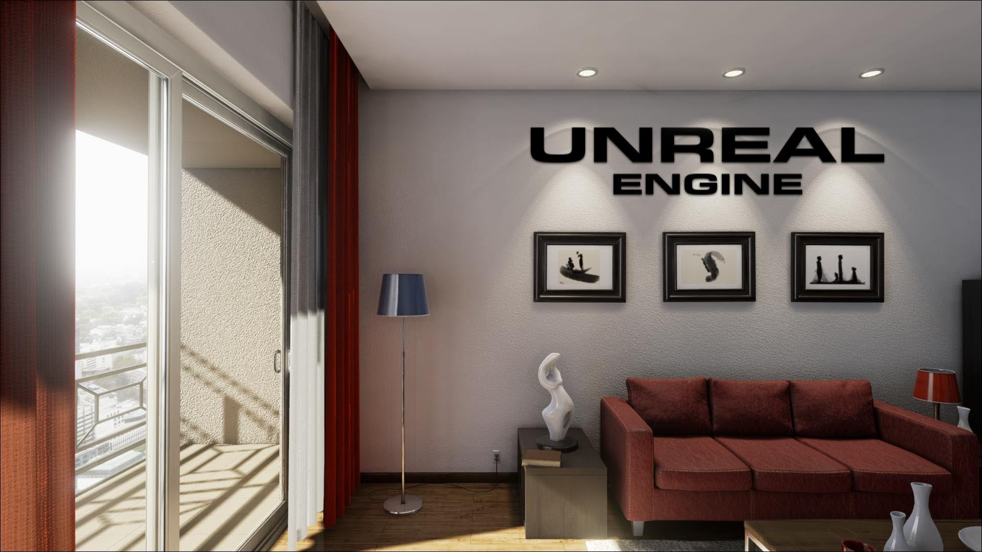 Download the Impressive Unreal Engine 4 [4 9] London Apartment
