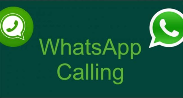 update voice call whatsapp