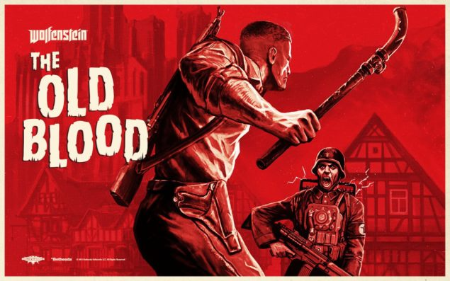 Wolfenstien: The Old Blood